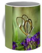 The Glasswing  Coffee Mug