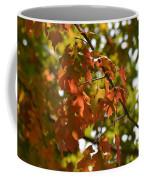 The Glory Of Autumn Coffee Mug
