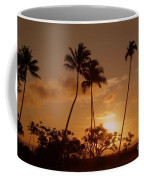 The Glow Of Sunset Coffee Mug