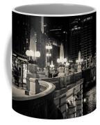 The Glow Over The River Coffee Mug