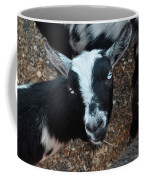 The Goat With The Gorgeous Eyes Coffee Mug