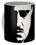 The Godfather Coffee Mug by Dale Loos Jr
