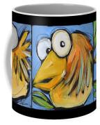 The Goldbird Trio Coffee Mug