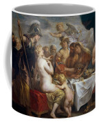The Golden Apple Of Discord Coffee Mug