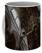 The Golden Chandelier  Coffee Mug