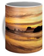 The Golden Coast Coffee Mug by Darren  White