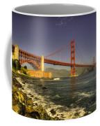 The Golden Gate Bridge Coffee Mug