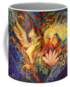 The Golden Griffin Coffee Mug