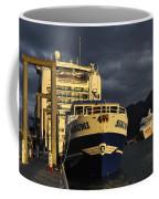 The Golden Hour Coffee Mug by Cathy Mahnke