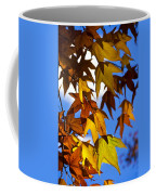 The Golden Hues Of Autumn  Coffee Mug