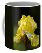 The Golden Iris Coffee Mug