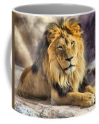 The Golden King 2 Coffee Mug
