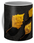 The Golden Leaves Coffee Mug