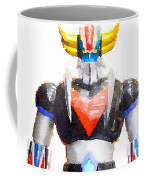 The Goldorak Coffee Mug