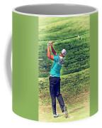 The Golf Swing Coffee Mug