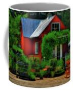 The Good Life Coffee Mug by Lois Bryan