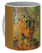 The Good Samaritan After Delacroix 1890 Coffee Mug