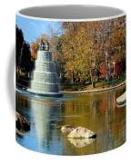 The Goodale Park  Fountain Coffee Mug