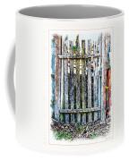 The Goose Gate Coffee Mug