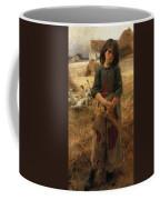 The Goose Girl Of Mezy Coffee Mug