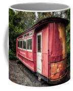 The Gospel Car Coffee Mug by Adrian Evans