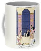 The Gourmands Coffee Mug