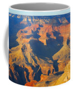 The Grand Canyon From Outer Space Coffee Mug