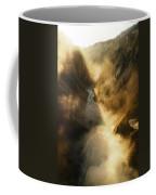 The Grand Canyon Of Yellowstone Coffee Mug