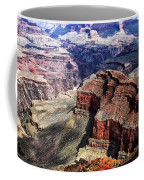 The Grand Canyon V Coffee Mug