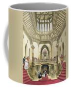 The Grand Staircase, Windsor Castle Coffee Mug