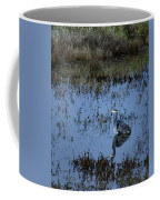 The Great Blue Calm Coffee Mug