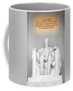 The Great Emancipator Coffee Mug by Greg Fortier