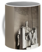 The Great Emancipator Coffee Mug by Olivier Le Queinec