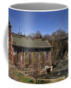 The Great Falls In Paterson Coffee Mug