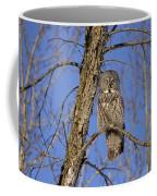 The Great Gray Coffee Mug