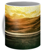 The Great Sand Dunes Coffee Mug by Brett Pfister