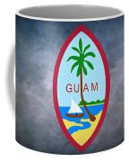 The Great Seal Of Guam Territory Of Usa  Coffee Mug