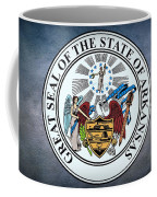 The Great Seal Of The State Of Arkansas Coffee Mug