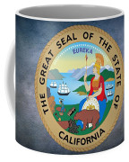 The Great Seal Of The State Of California Coffee Mug