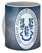 The Great Seal Of The State Of Connecticut Coffee Mug