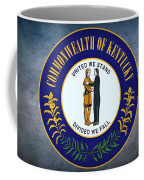 The Great Seal Of The State Of Kentucky  Coffee Mug