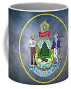 The Great Seal Of The State Of Maine  Coffee Mug