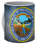 The Great Seal Of The State Of Minnesota Coffee Mug