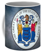 The Great Seal Of The State Of New Jersey Coffee Mug