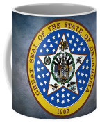 The Great Seal Of The State Of Oklahoma Coffee Mug