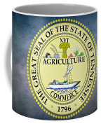 The Great Seal Of The State Of Tennessee Coffee Mug