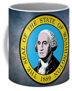 The Great Seal Of The State Of Washington Coffee Mug