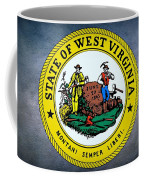 The Great Seal Of The State Of West Virginia Coffee Mug