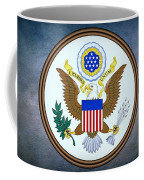 The Great Seal Of The United States  Coffee Mug