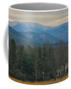 The Great Smoky Mountains From Cades Cove Coffee Mug